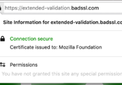 Improved Security and Privacy Indicators in Firefox 70 | Mozilla Security Blog