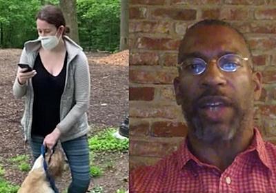 CNN.co.jp : 白人女性に警察呼ばれた黒人男性、捜査に協力せず 「女性は既に重い代償」