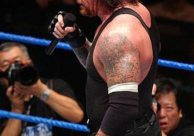 WWE「地獄の墓堀人」アンダーテイカーが現役引退 - プロレス : 日刊スポーツ
