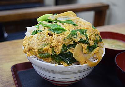 【甲子園名物】高校球児の空きっ腹が生んだ「大力食堂」の超ド級カツ丼 - メシ通 | ホットペッパーグルメ