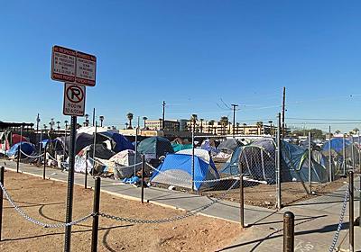 焦点:コロナ禍の米国でホームレス急増、「破滅的危機」懸念も | ロイター