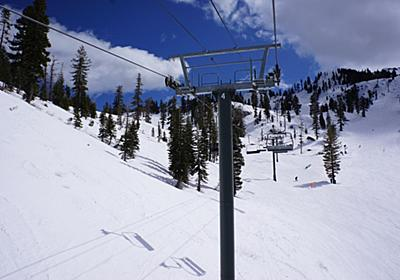 アメリカでは一人旅のスキー・スノボが10倍楽しめる   アメリカ2拠点アウトドア生活
