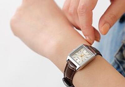 64cfad3a26 CASIO|スクエアケースレザーベルト腕時計 ltp-v007l-rf - Piu di aranciato