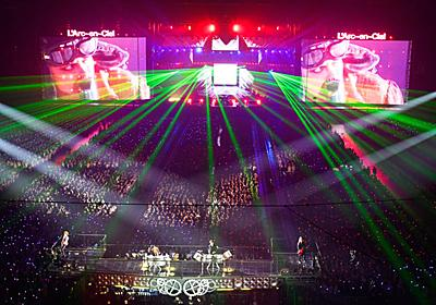 俺たちを待ってたんだろ? 11万人圧倒したL'Arc-en-Ciel結成25周年ライブ - 音楽ナタリー