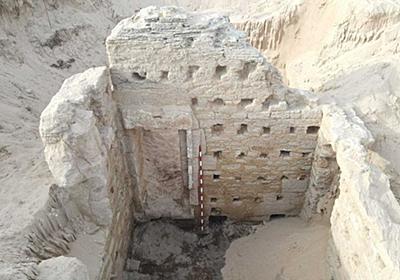 CNN.co.jp : 古代ローマの複合浴場施設、砂浜から発見 スペイン南部 - (1/2)