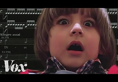 Why this creepy melody is in so many movies - YouTube