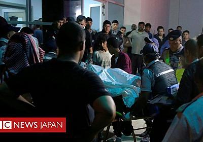 ヨルダンの死海近くで鉄砲水、スクールバス流され子供ら18人死亡 - BBCニュース