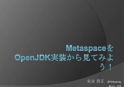 Metaspace
