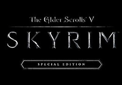 [E3 2016]ゲーム機でのMODをサポートした「TES V: Skyrim Special Edition」が10月28日発売 - 4Gamer.net