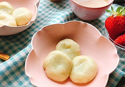 お豆腐入りでふんわり!空豆の白玉団子(動画有) - お砂糖味醂なし生活!ほっこりおうちごはん