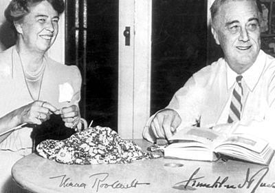 F・D・ローズヴェルトという極めて異質な大統領 | アメリカ | 東洋経済オンライン | 経済ニュースの新基準