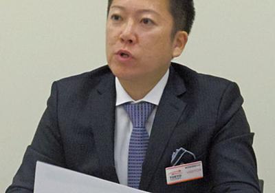 メディアドゥの藤田社長「電子図書館を展開する」  :日本経済新聞