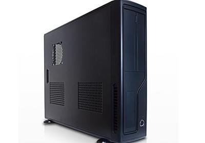 96cb422128 ATX規格スリム型PCケース、サイズ「SARA4」。既存モデルの改良