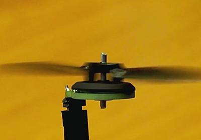 「プリント基板に印刷した超薄型モーター」はどのようにして作られたのか? - GIGAZINE