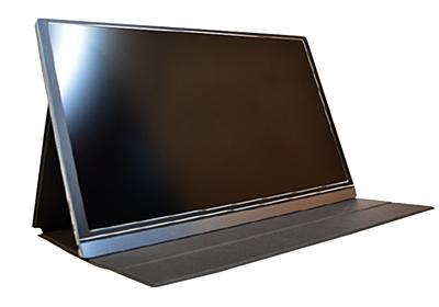 サンコー、USB Type-C接続で重量約700gの15.6型モバイルディスプレイ - PC Watch