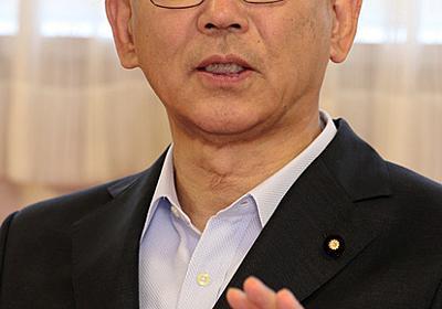 自民・谷垣前幹事長が退院 活動再開に向け、意見交換も:朝日新聞デジタル