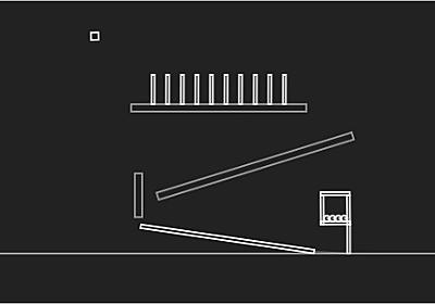 [JS]スマホも対応、HTML5を使ったゲームを作成できる2DのJavaScript物理エンジン -Planck.js   コリス