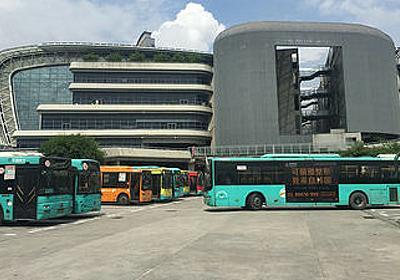 1万6000台の電気バス&2万2000台の電気タクシーで深圳が生まれ変わりつつある - GIGAZINE