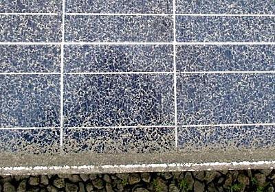 桜島は目前、強い台風にも耐える霧島隼人のメガソーラー | 日経 xTECH(クロステック)