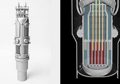 自然冷却でより安全に運用可能な「小型モジュール式原子炉」がついに規制当局から承認される - GIGAZINE