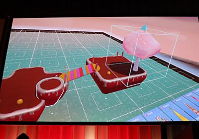 「Unite Tokyo 2018」基調講演からUnityの未来を垣間見る - GAME Watch