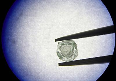 ありえないダイヤを発見、まるでマトリョーシカ | ナショナルジオグラフィック日本版サイト