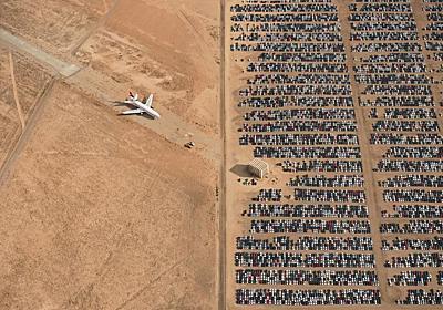 「車と飛行機の墓場」が大賞に、2018年ナショジオ写真コンテスト 写真22点 | ナショナルジオグラフィック日本版サイト