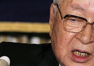 渡辺恒雄氏が最近、安倍首相との「対決」を決めたと噂される理由(長谷川 学) | 現代ビジネス | 講談社(1/2)