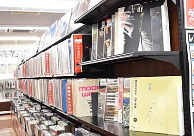ブックオフ、アナログレコード取扱店が1年で9倍に - ITmedia NEWS