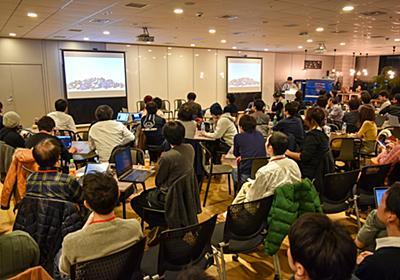 プロシージャルコンテンツ生成の可能性に沸くゲーム業界~Tokyo Houdini Meetup Vol.1レポート | 特集 | CGWORLD.jp