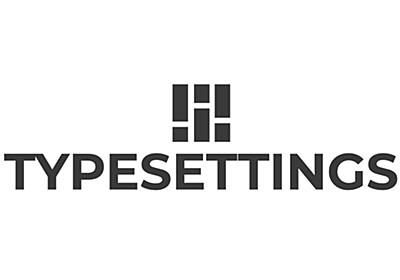Typesettings