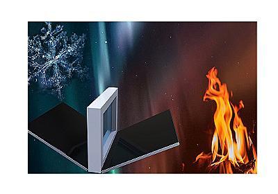 放射冷却と太陽熱暖房を組み合わせたハイブリッドシステムを開発——無電源で室内を冷却し、太陽エネルギーで水を加熱 | fabcross
