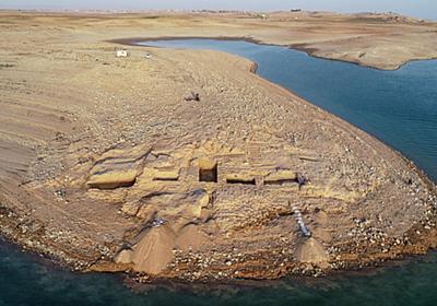 イラク北部でダムの水が引き約3400年前のミタンニ帝国の宮殿遺跡が発見 | Call of History ー歴史の呼び声ー