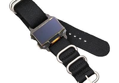 腕時計型デバイスの自作キット「watchX」が入荷、ArduinoやScratchで開発可能 - AKIBA PC Hotline!