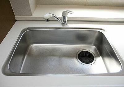 【キッチン掃除】ステンレスを新品みたいにピカピカにする方法 | 家事 | オリーブオイルをひとまわし