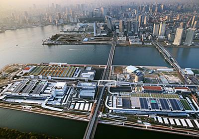 豊洲市場の地下水、突然の悪化なぜ 専門家「経験ない」:朝日新聞デジタル