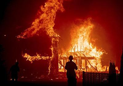 カリフォルニアの電力大手が破綻 山火事の賠償で (写真=AP) :日本経済新聞