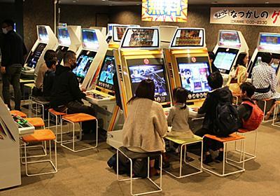 「行きたすぎる」「天国やんか」 箕面温泉スパーガーデンの「無料ゲームセンター」はなぜ生まれたのか【タイトル一覧あり】 - ねとらぼ