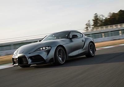 トヨタ、新型「スープラ」(日本仕様)概要発表。直6エンジンの「RZ」、直4エンジンの「SZ-R」「SZ」の3グレード展開 - Car Watch