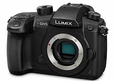 Panasonic DMC-GH5 4K/60p動画撮影対応ミラーレス一眼カメラ正式発表! レビュー・中古も : 音響のまとめ