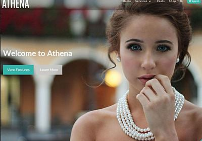 Athena – WordPress Theme Review