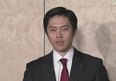 「3連休 大阪府~兵庫県の往来自粛を」大阪府知事 呼びかけ | NHKニュース