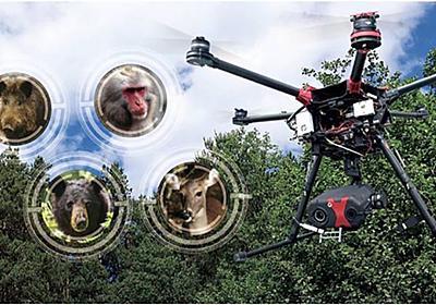 産業用ドローンのスカイロボット、害獣対策に赤外線サーモグラフィーカメラ搭載の「SKY ANIMALS」を発売 | IoTニュース:IoT NEWS