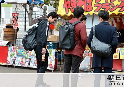 代々木公園の屋台、暴力団関係者が運営 都が占用許可:朝日新聞デジタル