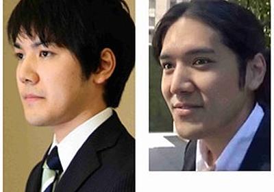 【画像】小室圭氏に別人説が浮上 : 痛いニュース(ノ∀`)