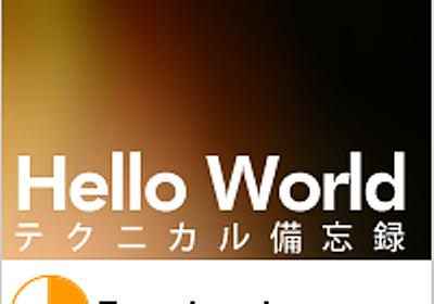 Adobe AIRのMIMEタイプ設定 - Hello World - テクニカル備忘録