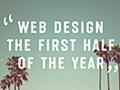 2018年上半期のWebデザインを振り返ってみる | Web Design Trends