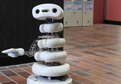 モジモジしながらティッシュ配り。「弱いロボット」に共感集まる(動画) | HuffPost Japan