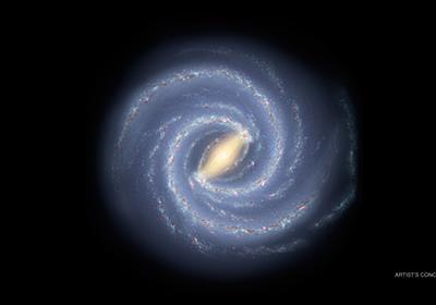 すばる望遠鏡を使った観測で「天の川銀河」の真の境界が明らかに   sorae:宇宙へのポータルサイト