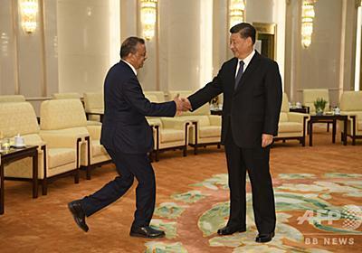 中国、WHOへ32億円の拠出増を発表 米の拠出停止方針受け 写真2枚 国際ニュース:AFPBB News